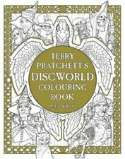 Terry Pratchett's Discworld Colouring Book by Paul Kidby 9781473217478