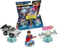 Lego Dimensions Level Pack 71201 Back to the Future A Hill Valley Adventure NEW