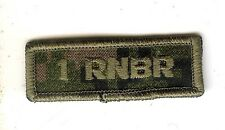 Obsolete Modern Canadian Army CADPAT 1 RNBR Title