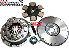ACS Stage 3 Clutch Kit+HD Flywheel Camaro Firebird GTO Corvette 5.7L LS1 Z06 LS6