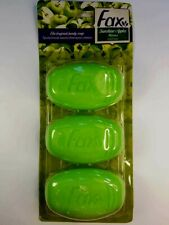 Fax Fruity Toilet Soap Apple, 3x115 g