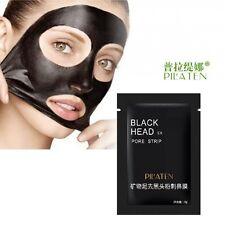 PILATEN Blackhead Remover Face Mask Pore Strip Peel Acne Black Mask 6g