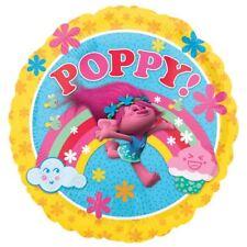 Folienballon Troll POPPY von Anagram 17 Zoll ca. 43 cm XL Helium oder Luft