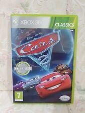 Disney Pixar: Cars 2 Xbox 360 sehr schnelle Post (Rennspiel + Handbuch)