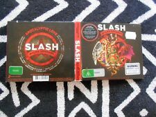 SLASH / MYLES KENNEDY - Apocalyptic Love Deluxe CD / DVD 2012 Sony Exc Cond!