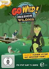 Go Wild Mission Wildnis - Kleiner Otter auf grosser Fahrt - Folge 23 - DVD