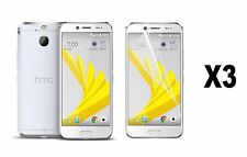 3 PC CLEAR SCREEN GUARD PROTECTOR ACCESSORY FOR BOOST MOBILE HTC BOLT