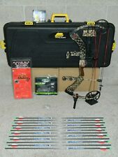 "Loaded Right Hand Mathews Creed XS Bow Package- 29"" Draw Length- 60 to 70 Pounds"