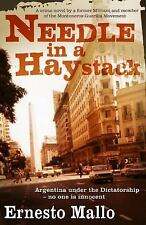 Needle in a Haystack (An Inspector Lascano Mystery) by Mallo, Ernesto