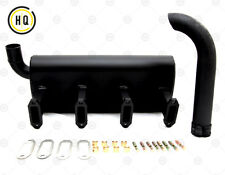 Exhaust Manifold Muffler Kit For Deutz  04191237, 912, 913, 914, 4 Cylinder.