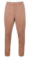 Kangol Dark Sand Chino Trousers Men's UK Size 32W *REF145*