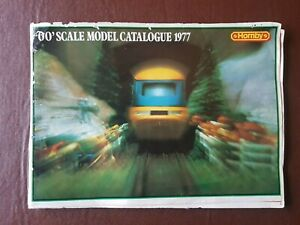 Hornby railways catalogue 23rd edition 1977.