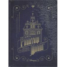Disneyland Paris - Phantom Manor  - Collectable book - english/sealed + Parkmap