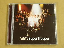 CD / ABBA - SUPER TROUPER