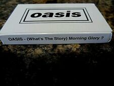 OASIS - (What's The Story) Morning Glory RARE PROMO 13 Track Cassette NEW