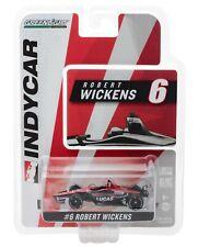 HONDA DALLARA INDY CAR #6 ROBERT WICKENS LUCAS OIL 1/64 DIECAST GREENLIGHT 10826