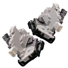 Pair Rear Door Lock Latch Actuator for Audi A4 A5 Q3 Q7 For PASSAT 8K0839016