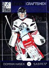 1997-98 Donruss Elite Craftsmen #6 Dominik Hasek
