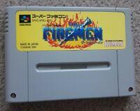 THE FIREMEN - SNES - NTSC - Japanese Super Nintendo Game - Fire Men