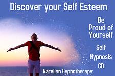 Self Esteem -Self Hypnosis CD-Narellan Hypnotherapy