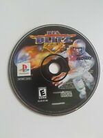 NFL Blitz 2001 Sony PlayStation 1- PS1 - Midway Games Game Only