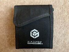 Nintendo Gamecube 6 Spiel Schutz DVD Halter Schutzhülle Tasche