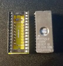 82S123 Bi-polar PROM Adaptor - To EPROM 27256 or 27512 Bally Sound Card Pinball