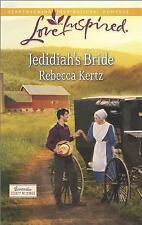 Jedidiah's Bride (Love InspiredLancaster County Weddings), Kertz, Rebecca, Good