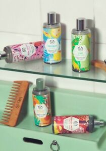 The Body Shop ~ Eau de Toilette Body & Hair Mist ~ Liter Softer Fragrance Scents