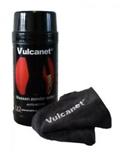 NEW GENUINE VULCANET  MOTORBIKE CAR BOAT GLASS WATERLESS CLEANING WIPES 80 wipes