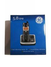 GE 5.8 GHz Handset System Model: 25922EE1 Cordless Phone