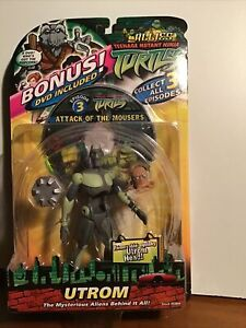 """TMNT 2005 """"Utrom""""The Mysterious Aliens Behind It All!!!"""