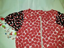 Girls Size 6-8 Boutique Holiday Clothing Dress & Play Clothes Christmas Grinch