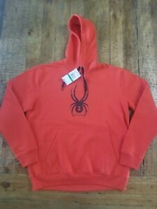 Spyder Hooded/Sweatshirt Mens Size Large