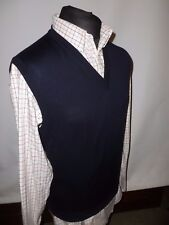 JAEGER   PURE MERINO WOOL PULL OVER  SIZE   UK 38/40   MADE IN ENGLAND