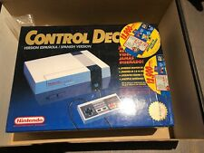 Nintendo Nes konsole OVP Neu New Unused Rar Rare Control Deck CONSOLE! snes n64