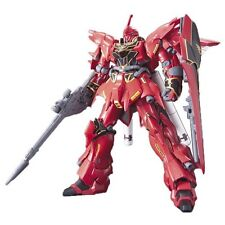 NEW BANDAI HGUC 1/144 MSN-06S SINANJU Plastic Model Kit Mobile Suit Gundam UC