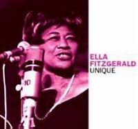 ELLA FITZGERALD Unique CD BRAND NEW Global Journey Compilation