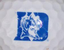 (1) Duke University Blue Devils Ncaa Logo Golf Ball