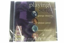 Playing our  songs Jazz Foundations CD-BMG 1998
