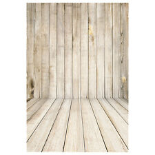 1.5x2.2M Retro Wood Wall Floor Baby Photography Backdrop Photo Background Props