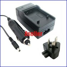 AC/DC Battery Charger For Canon BP-511 BP-511A BP-508