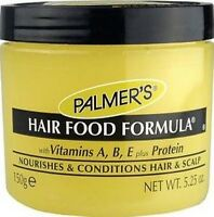 PALMER'S HAIR FOOD FORMULA VITAMINS A,B, E plus PROTEIN 150g e