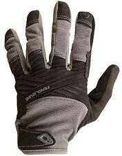Pearl Izumi Women's Summit Full Finger MTB Gloves Smoked Pearl - Large