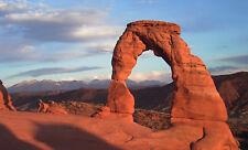 Enmarcado impresión-la sal montañas Moab Utah EE (imagen Moab 240 Endurance ejecutar)