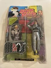 New listing Austin Powers Dr. Evil Action Figure in box opened battery dead