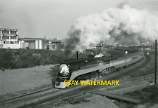 1954 SOUTHERN PACIFIC 4-8-4 NO 4458 LOCOMOTIVE SAN FRANCISCO, CA PICTURE NEW