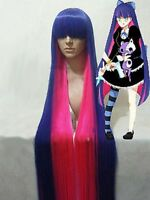 Panty and Stocking with Garterbelt Stocking Cosplay Wig