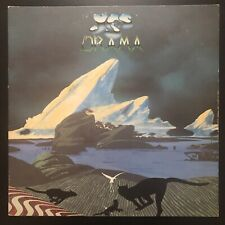 Yes – Drama LP SD 16019 / 1980 Goldisc Press, Gatefold