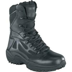 Reebok Stealth Duty Boot with Side Zipper